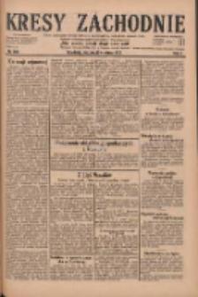 Kresy Zachodnie: pismo poświęcone obronie interesów narodowych na zachodnich ziemiach Polski 1929.09.08 R.7 Nr206
