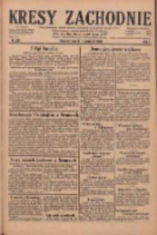 Kresy Zachodnie: pismo poświęcone obronie interesów narodowych na zachodnich ziemiach Polski 1929.09.10 R.7 Nr207
