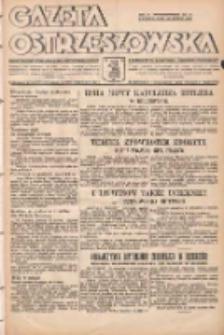 """Gazeta Ostrzeszowska: urzędowy organ Magistratu i Urzędu Policyjnego w Ostrzeszowie, z bezpłatnym dodatkiem """"Orędownik Ostrzeszowski"""" 1938.02.23 R.19 Nr16"""