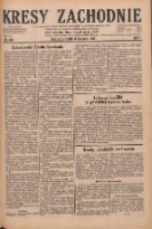 Kresy Zachodnie: pismo poświęcone obronie interesów narodowych na zachodnich ziemiach Polski 1929.09.12 R.7 Nr209