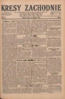 Kresy Zachodnie: pismo poświęcone obronie interesów narodowych na zachodnich ziemiach Polski 1929.09.14 R.7 Nr211