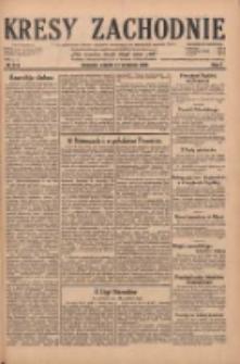 Kresy Zachodnie: pismo poświęcone obronie interesów narodowych na zachodnich ziemiach Polski 1929.09.17 R.7 Nr213