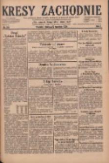 Kresy Zachodnie: pismo poświęcone obronie interesów narodowych na zachodnich ziemiach Polski 1929.09.22 R.7 Nr218