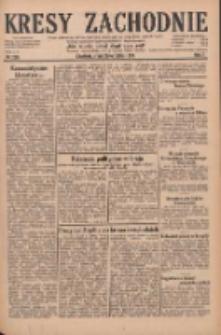 Kresy Zachodnie: pismo poświęcone obronie interesów narodowych na zachodnich ziemiach Polski 1929.09.25 R.7 Nr220