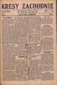 Kresy Zachodnie: pismo poświęcone obronie interesów narodowych na zachodnich ziemiach Polski 1929.10.03 R.7 Nr227