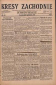 Kresy Zachodnie: pismo poświęcone obronie interesów narodowych na zachodnich ziemiach Polski 1929.10.04 R.7 Nr228