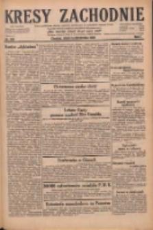 Kresy Zachodnie: pismo poświęcone obronie interesów narodowych na zachodnich ziemiach Polski 1929.10.05 R.7 Nr229