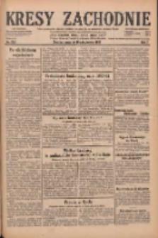 Kresy Zachodnie: pismo poświęcone obronie interesów narodowych na zachodnich ziemiach Polski 1929.10.10 R.7 Nr233