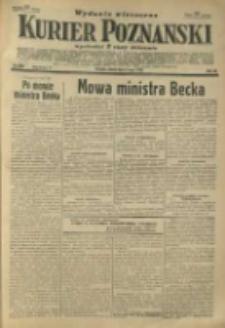 Kurier Poznański 1939.05.06 R.34 nr 206