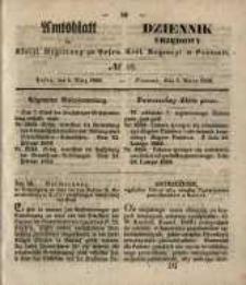 Amtsblatt der Königlichen Regierung zu Posen. 1850.03.05 Nr 10