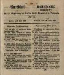 Amtsblatt der Königlichen Regierung zu Posen. 1850.04.02 Nr 14