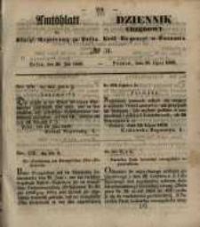 Amtsblatt der Königlichen Regierung zu Posen. 1850.07.30 Nr 31