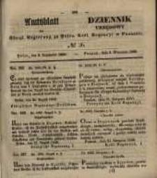 Amtsblatt der Königlichen Regierung zu Posen. 1850.09.03 Nr 36