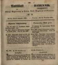 Amtsblatt der Königlichen Regierung zu Posen. 1850.09.24 Nr 39