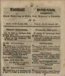 Amtsblatt der Königlichen Regierung zu Posen. 1850.11.26 Nr 48