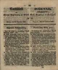 Amtsblatt der Königlichen Regierung zu Posen. 1850.12.24 Nr 52