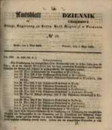 Amtsblatt der Königlichen Regierung zu Posen. 1855.05.01 Nr.18