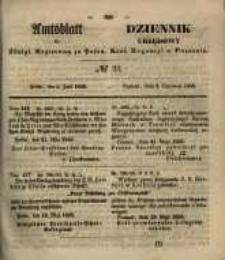Amtsblatt der Königlichen Regierung zu Posen. 1855.06.05 Nr.23