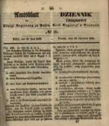 Amtsblatt der Königlichen Regierung zu Posen. 1855.06.19 Nr.25