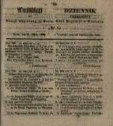 Amtsblatt der Königlichen Regierung zu Posen. 1855.10.16 Nr. 42