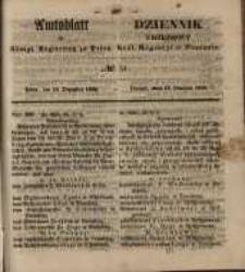 Amtsblatt der Königlichen Regierung zu Posen. 1855.12.18 Nr. 51