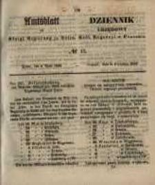 Amtsblatt der Königlichen Regierung zu Posen. 1856.04.08 Nro.15