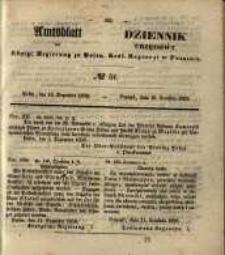 Amtsblatt der Königlichen Regierung zu Posen. 1856.12.16 Nro.51