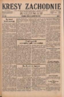 Kresy Zachodnie: pismo poświęcone obronie interesów narodowych na zachodnich ziemiach Polski 1929.10.11 R.7 Nr234