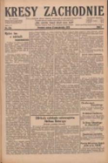 Kresy Zachodnie: pismo poświęcone obronie interesów narodowych na zachodnich ziemiach Polski 1929.10.12 R.7 Nr235