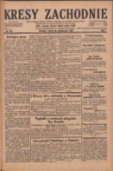 Kresy Zachodnie: pismo poświęcone obronie interesów narodowych na zachodnich ziemiach Polski 1929.10.22 R.7 Nr243