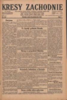 Kresy Zachodnie: pismo poświęcone obronie interesów narodowych na zachodnich ziemiach Polski 1929.10.26 R.7 Nr247