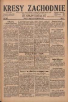 Kresy Zachodnie: pismo poświęcone obronie interesów narodowych na zachodnich ziemiach Polski 1929.10.27 R.7 Nr248