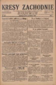 Kresy Zachodnie: pismo poświęcone obronie interesów narodowych na zachodnich ziemiach Polski 1929.10.29 R.7 Nr249