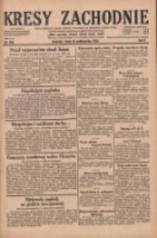 Kresy Zachodnie: pismo poświęcone obronie interesów narodowych na zachodnich ziemiach Polski 1929.10.30 R.7 Nr250