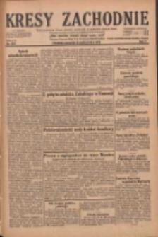 Kresy Zachodnie: pismo poświęcone obronie interesów narodowych na zachodnich ziemiach Polski 1929.10.31 R.7 Nr251