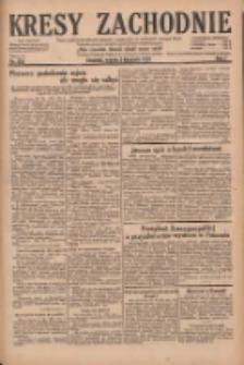 Kresy Zachodnie: pismo poświęcone obronie interesów narodowych na zachodnich ziemiach Polski 1929.11.05 R.7 Nr254