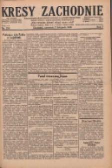 Kresy Zachodnie: pismo poświęcone obronie interesów narodowych na zachodnich ziemiach Polski 1929.11.08 R.7 Nr257