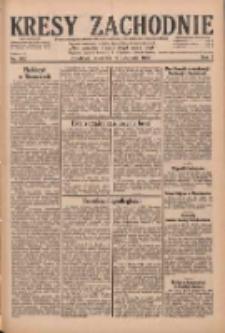Kresy Zachodnie: pismo poświęcone obronie interesów narodowych na zachodnich ziemiach Polski 1929.11.14 R.7 Nr262