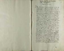 Formula ethnici testamenti Romani civis Lucii Cuspidii: testamentum antiquum