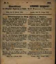 Amtsblatt der Königlichen Regierung zu Posen. 1860.02.21 Nro.8