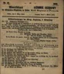Amtsblatt der Königlichen Regierung zu Posen. 1860.03.06 Nro.10