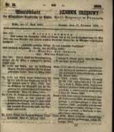 Amtsblatt der Königlichen Regierung zu Posen. 1860.04.17 Nro.16