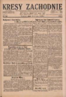 Kresy Zachodnie: pismo poświęcone obronie interesów narodowych na zachodnich ziemiach Polski 1929.11.19 R.7 Nr266