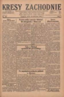 Kresy Zachodnie: pismo poświęcone obronie interesów narodowych na zachodnich ziemiach Polski 1929.11.20 R.7 Nr267