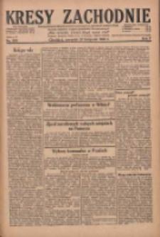 Kresy Zachodnie: pismo poświęcone obronie interesów narodowych na zachodnich ziemiach Polski 1929.11.21 R.7 Nr268