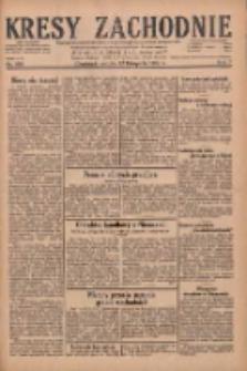 Kresy Zachodnie: pismo poświęcone obronie interesów narodowych na zachodnich ziemiach Polski 1929.11.23 R.7 Nr270