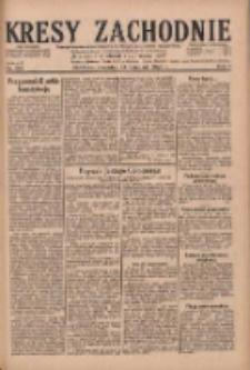 Kresy Zachodnie: pismo poświęcone obronie interesów narodowych na zachodnich ziemiach Polski 1929.11.28 R.7 Nr274