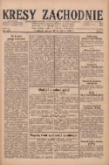 Kresy Zachodnie: pismo poświęcone obronie interesów narodowych na zachodnich ziemiach Polski 1929.11.30 R.7 Nr276