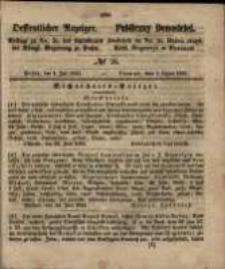 Oeffentlicher Anzeiger. 1851.07.01 Nro.26