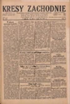 Kresy Zachodnie: pismo poświęcone obronie interesów narodowych na zachodnich ziemiach Polski 1929.12.01 R.7 Nr277